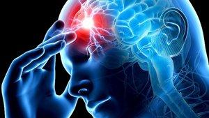 Очаг в мозговой ткани