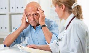 Пациент со слабоумием