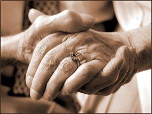 дрожание у пожилых