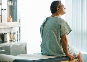 Пациент с аденомой