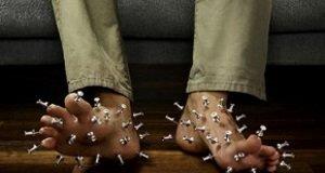 Колющие боли в ногах