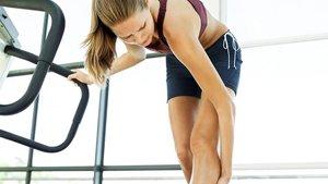 непроизвольное сокращение мышц