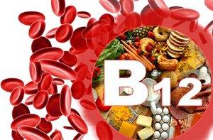 Эритроциты и витамин