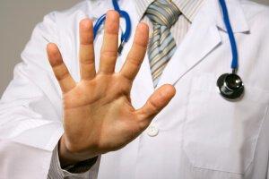 Противопоказано доктором