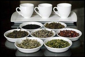 разновидности чая