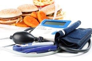 Диета и сахарный диабет