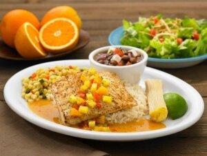 Полезные блюда при диабете