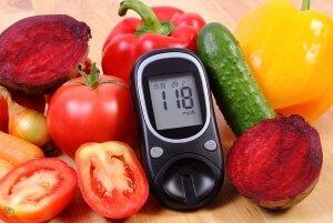 Полезные продукты при диабете