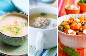Супы и каши при гастрите