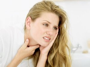 Признаки хронического тиреоидита