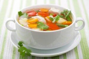 Диетический суп при панкреатите