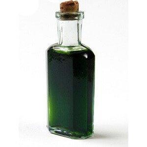 Бутылка с настоем