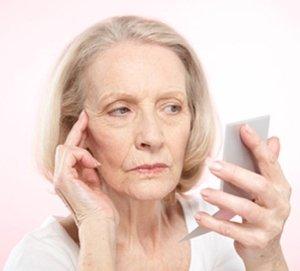Возрастные изменения кожи после 50 лет