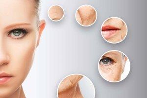Изменения при старении кожи