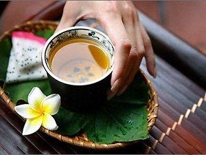 отвар лечебного чая