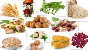 Продукты питания при гастрите