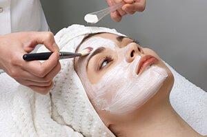 Маска для отбеливания кожи лица