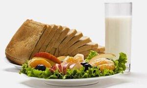 Полезные блюда при подагре