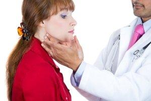 Диагностика подострого тиреоидита