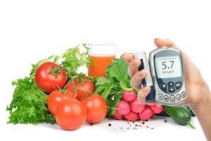 Полезные продукты при сахарном диабете