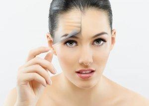 Шелушение и старение кожи