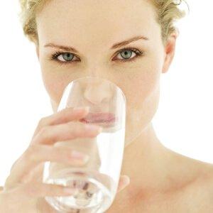Влияние воды на кожу лица