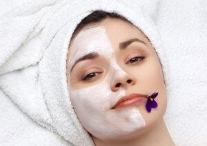 Сметанная маска против сухости кожи