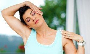 Гимнастика для шейных мышц