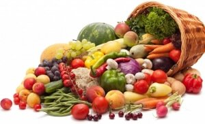 Фрукты и овощи при больных почках