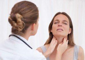 Захворювання щитовидної залози симптоми у жінок лікування