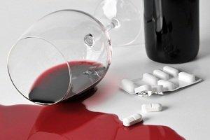 Вино и антибиотики