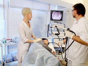 Эндоскопическая диагностика