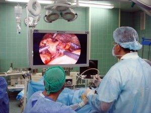 Бронхоскопия лёгких