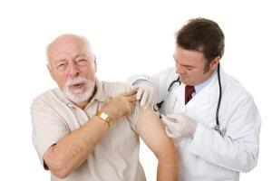 Подкожная инъекция
