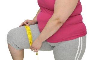 Ожирение при неправильной работе надпочечников