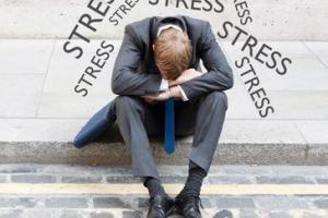 сильные стрессы