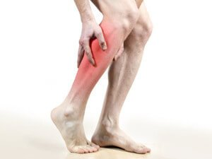 Судороги мышц голени