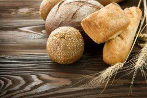 все виды хлеба