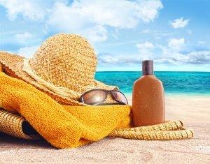 Правильный отдых на солнце