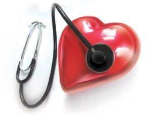 Результат ЭКГ при инфаркте