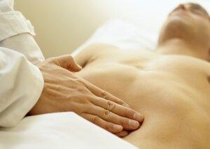 Боль при пониженной кислотности желудка