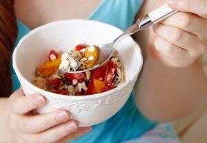 Питание при повышенной кислотности желудка