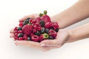 Полезные ягоды для кожи
