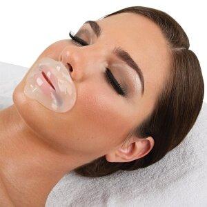 Маска для кожи вокруг губ