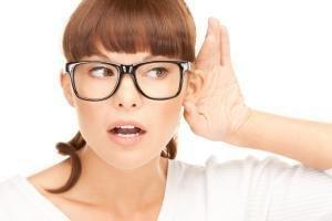 Ухо плохо слышит, но не болит