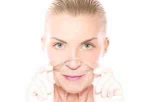Косметические процедуры для увядающей кожи