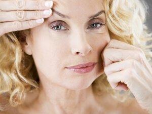 Провисание кожи лица
