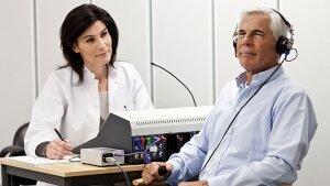 Диагностика заболеваний ушей