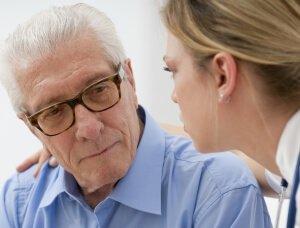 Падение зрения с возрастом