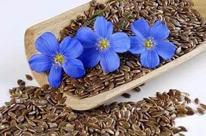 семена льна от каких видов паразитов